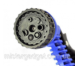Поливочный шланг Xhose 75 м Синий 250FT, фото 2