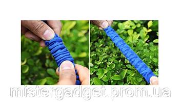 Поливочный шланг Xhose 75 м Синий 250FT, фото 3