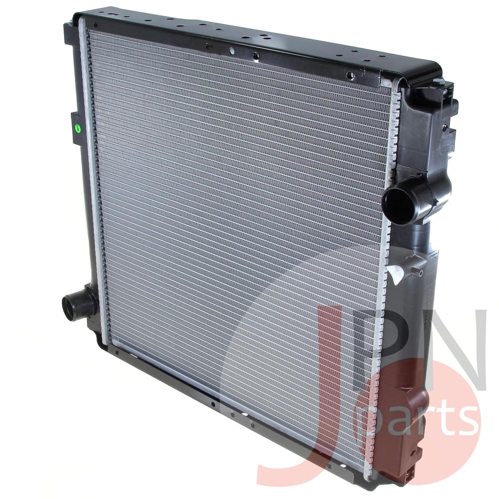 Радиатор двигателя CANTER FUSO 859 (E4) JAPACO