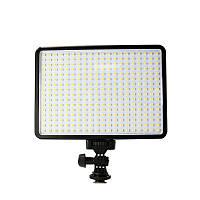 Светодиодный свет для камер Alitek LED-320 I (встроенный аккумулятор 8000 mAh) (550330)
