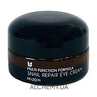 Питательный крем для век Mizon Snail Repair Eye Cream