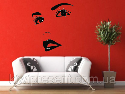 "Картина из металла   ""Дева"" (черный мат). Панно на стену . Декоративное панно 3D., фото 2"