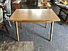 Стол обеденный раскладной дубовый, фото 4