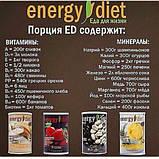 Банка Банан Энерджи Диет Energy Diet HD натуральный енерджи коктейль для похудения без диеты и голода Франция, фото 5
