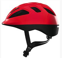Велосипедный детский шлем ABUS SMOOTY 2.0 S 45-50 Shiny Red