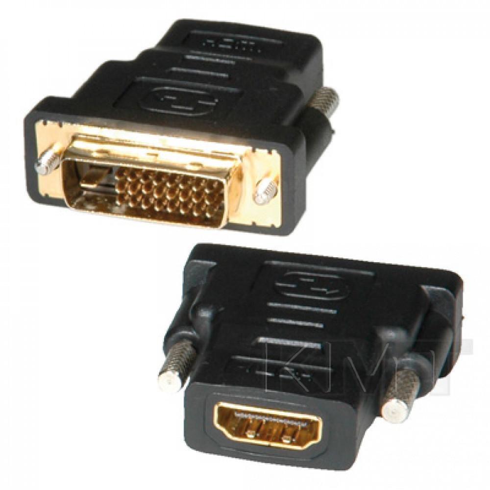 Adapter HDMI M-DVI F