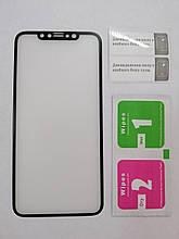 Защитное стекло iPhone XS max/11 Pro Max Black ЛЮКС