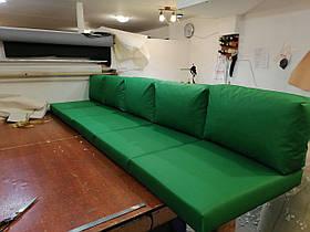 Подушки для мебели из поддонов