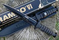 ! Коллекционный кинжал, нож ручная работа - RAMBO USA Рэмбо охотничий