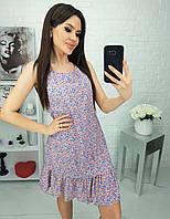 """Платье женское (42-48) """"Laura""""LB-1073"""
