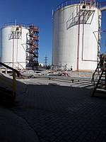 Повышение безопасности эксплуатации стальных резервуаров.РВС 100- РВС 10 000 куб. м на нефтебазах и складах ГС