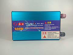 Инвертор 24-220 вольт 500ватт