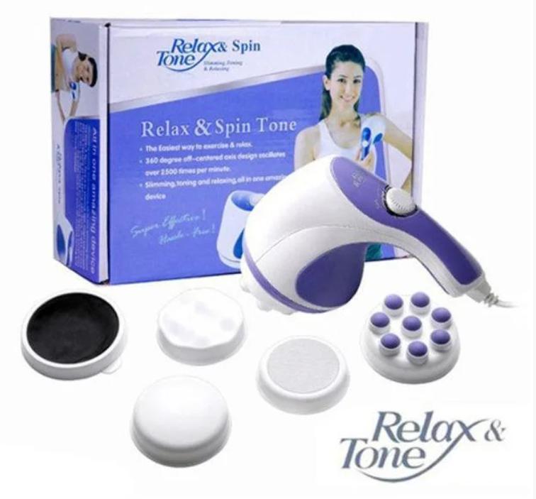 Антицелюлітний Масажер Relax Tone для тіла