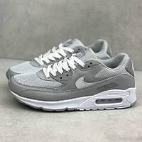 Мужские кроссовки Nike Air Max 90 Серые
