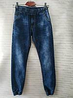 Мужские джинсы размеры 28-36, синего цвета