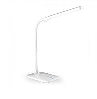 Диммируемый настольный светильник 6Вт 3000K-4000К-6000К DE1732 белый, фото 1