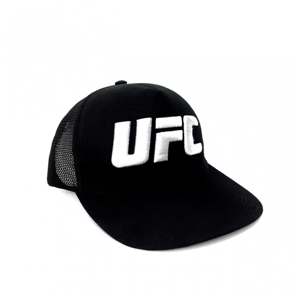 Брендовая кепка UFC Reebok 21281 черная