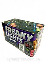 Салют Freaky Lights Maxsem GP305, 50 пострілів 15 мм