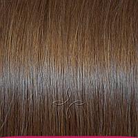 Натуральные славянские волосы на заколках 65-70 см 115 грамм, Шоколад №06