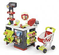 Игрушечный супермаркет с электронной кассой Smoby 350213, фото 1