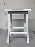 Табурет стул барный для кухни или Кафе деревянный Волна Хвиля Хвыля Рускополянский Мебельный Комбинат