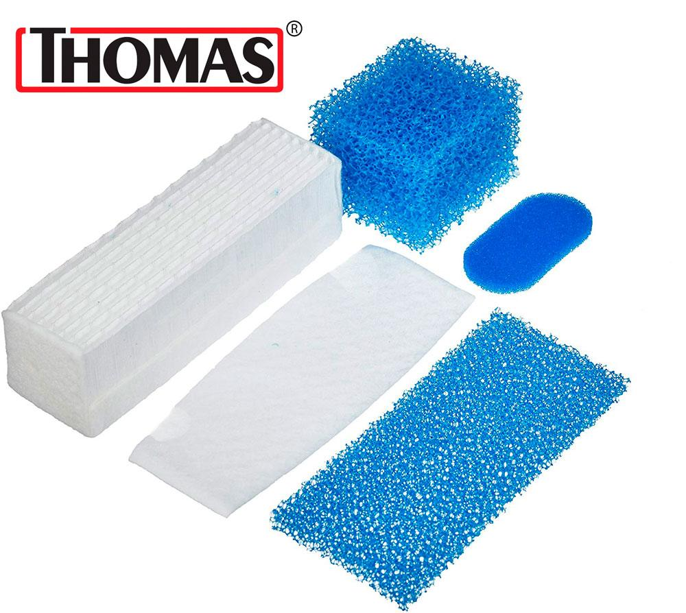 Набор фильтров для моющего пылесоса Thomas Twin Genius TIGER