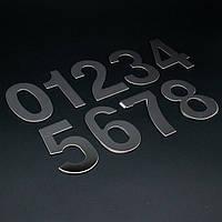 Металлические цифры
