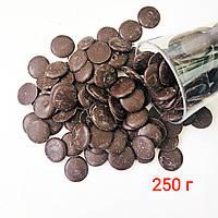 Шоколадная глазурь черная 250 г