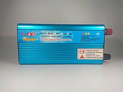 Инвертор 12-220 вольт 1600ватт