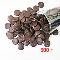 Шоколадная глазурь черная 500 г