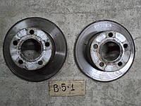 Диск тормозной задний VW Passat B5, 2001г.в., 4A0 615 601 A, 4A0615601A