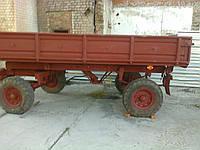 Прицеп тракторный самосвальный 2птс 4
