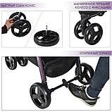 Детская Прогулочная коляска X3 PLUM, фото 3