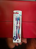 Зубная щетка  для подростков 6+  Dontodent Junior 6+ 2 шт, фото 3