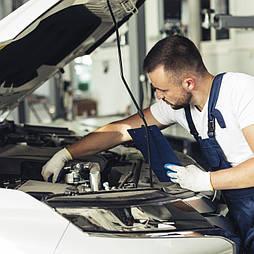 Диагностика двигателя легкового автомобиля