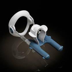 Екстендер для збільшення члена Male Edge Basic, ремешковый, вага всього 65гр, міцний пластик