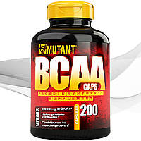 Незаменимые аминокислоты PVL Mutant Bcaa Caps 200 caps