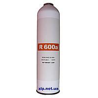 Фреон R-600a 420 грамм. Китай (под клапан)