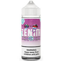 Премиум жидкость Zenith - Gemini Ice 120ml [3mg] (Original)