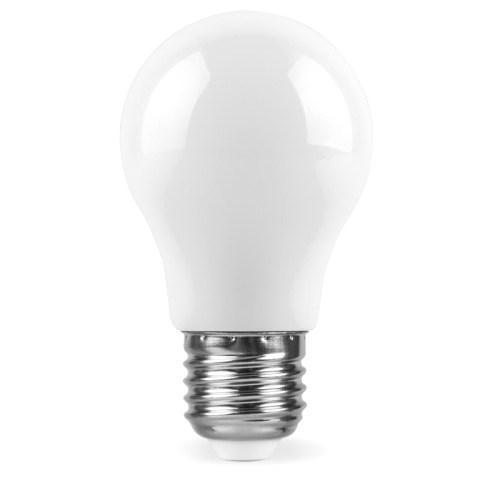 Кольорова світлодіодна лампа Feron LB375 3W E27 для гірлянди синя (зелена, жовта, червона, біла)