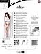 Чулки ST005 5 bianco - Passion, фото 3