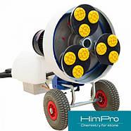 HYPERLEVI 500 TOP - Шлифовальная машина со съемной планетарной системой, фото 6