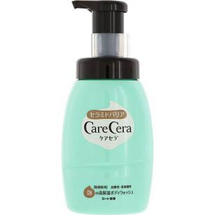 Rohto Care Cera Глубоко увлажняющий гель для душа с ароматом цветов, 450 мл