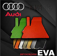 Автоковрики EVA Audi