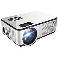 Видеопроектор мультимедийный для домашнего кинотеатра и офиса с Wi-Fi Crenova C9 Android 6.0 FullHD