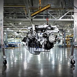 Капитальный ремонт двигателя грузового автомобиля