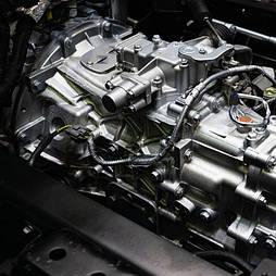 Диагностика двигателя грузовых автомобилей