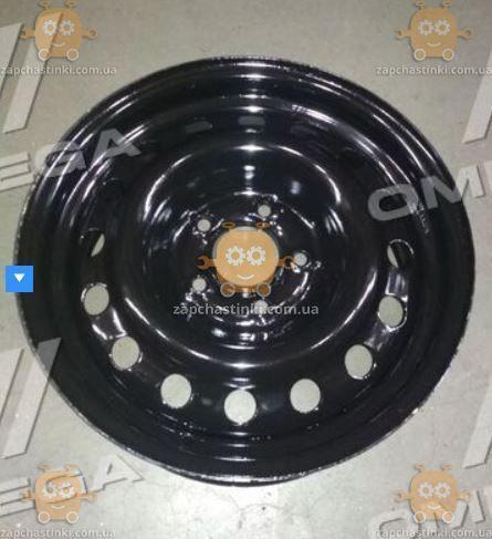 Диск колесный R16х6,5 5х115 ET41 DIA 70,3 CHEVROLET Orlando, OPEL Astra (черный) (пр-во ДК)