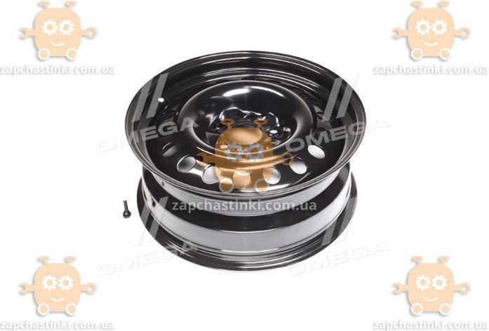 Диск колесный R17х7 5х114,3 ET41 DIA 67,1 Hyundai (черный) (пр-во ДК)