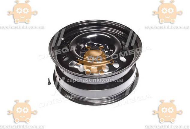 Диск колесный R17х7 5х114,3 ET41 DIA 67,1 Hyundai (черный) (пр-во ДК), фото 2